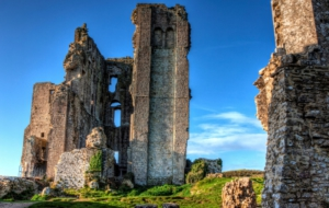 Corfe Castle High Definition Wallpapers