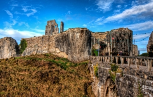 Corfe Castle High Quality Wallpapers