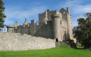 Craigmillar Castle Wallpaper