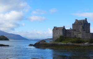 Eilean Donan Castle High Definition Wallpapers