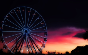 Ferris Wheel Free HD Wallpapers