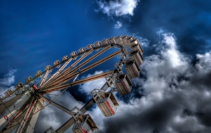 Ferris Wheel HD Wallpaper