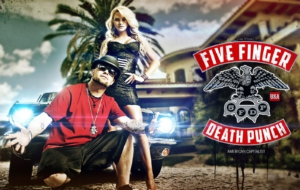 Five Finger Death Punch High Definition Wallpapers