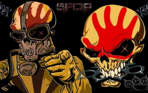 Five Finger Death Punch High Quality Wallpapers