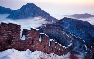 Great Wall Of China HD Desktop