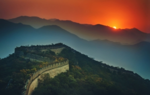 Great Wall Of China For Desktop