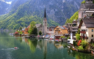 Hallstatt For Desktop