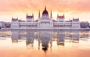 Hungarian Parliament Building High Definition