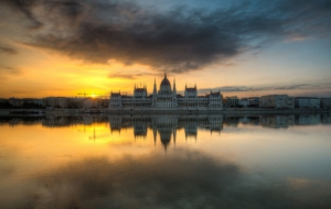 Hungarian Parliament Building High Definition Wallpapers