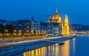 Hungarian Parliament Building Pictures
