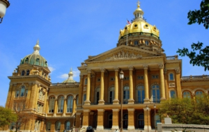 Iowa State Capitol High Definition Wallpapers