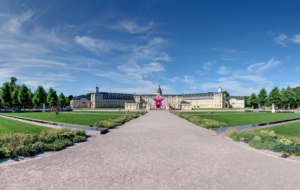 Karlsruhe Palace High Definition Wallpapers