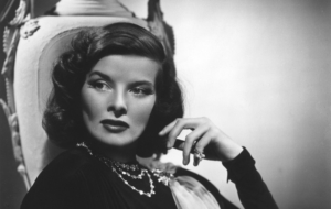 Katharine Hepburn HD Background