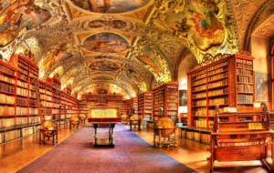 Library Full HD