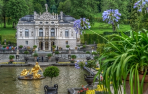 Linderhof Palace Photos