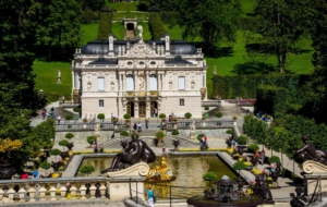 Linderhof Palace Pictures