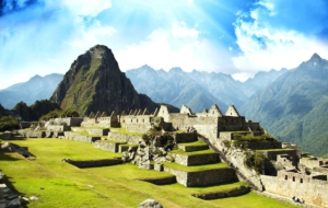 Machu Picchu Background