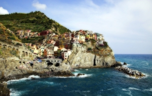 Manarola HD Wallpaper