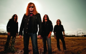 Megadeth Background
