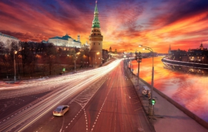 Moscow HD Background