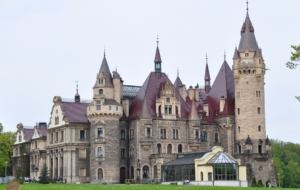 Moszna Castle Wallpapers
