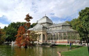 Palacio De Cristal Desktop Wallpaper