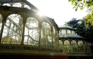 Palacio De Cristal High Definition Wallpapers