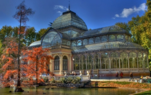 Palacio De Cristal Wallpaper For Desktop