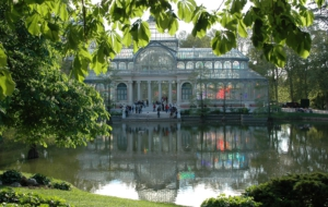 Palacio De Cristal For Desktop