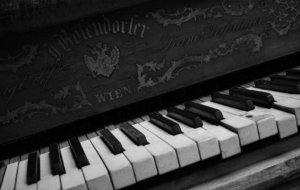 Piano Background