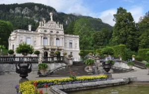Pictures Of Linderhof Palace
