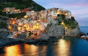 Pictures Of Manarola