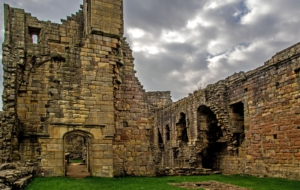 Pictures Of Warkworth Castle