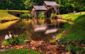 Pictures Of Watermill