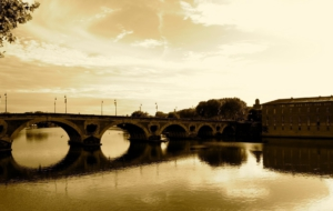 Pont Neuf, Toulouse Computer Backgrounds