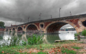 Pont Neuf, Toulouse Free HD Wallpapers