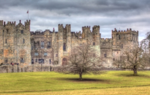 Raby Castle Desktop Wallpaper