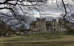 Raby Castle Download Free Backgrounds HD
