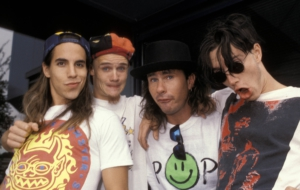 Red Hot Chili Peppers 4K