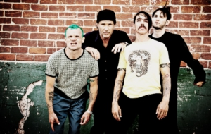 Red Hot Chili Peppers High Definition Wallpapers