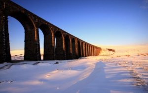 Ribblehead Viaduct Computer Wallpaper