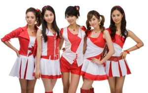 SNSD Computer Backgrounds