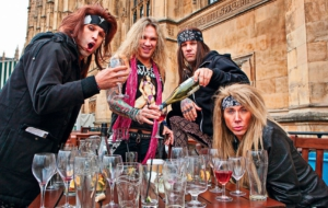 Steel Panther Computer Wallpaper