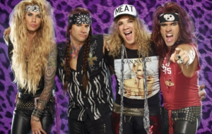Steel Panther HD Wallpaper