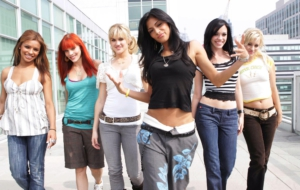 The Pussycat Dolls Computer Backgrounds