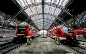 Train Station Free HD Wallpapers