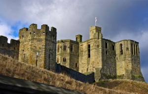Warkworth Castle High Definition Wallpapers