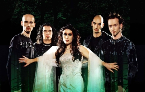 Within Temptation HD Background