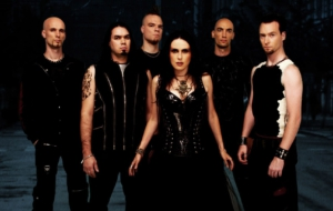 Within Temptation High Quality Wallpapers