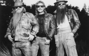 ZZ Top Desktop